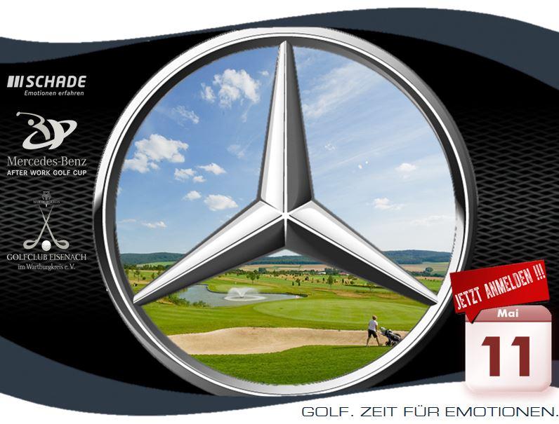 Jetzt Anmelden! SCHADE Golf Cup 2019