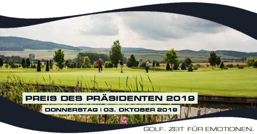 PREIS DES PRÄSIDENTEN 2019 – JETZT ANMELDEN!